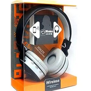 MS-881 Wireless Bluetooth Headphones With Built-in Mic