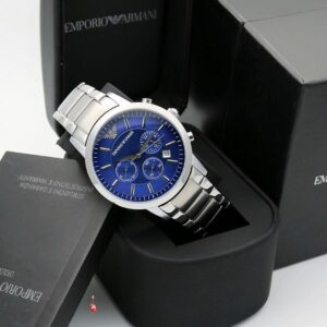 Emporio Armani all chronograph Men's Watch
