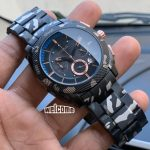 Fossil's the new military belt Commuter Model Watch